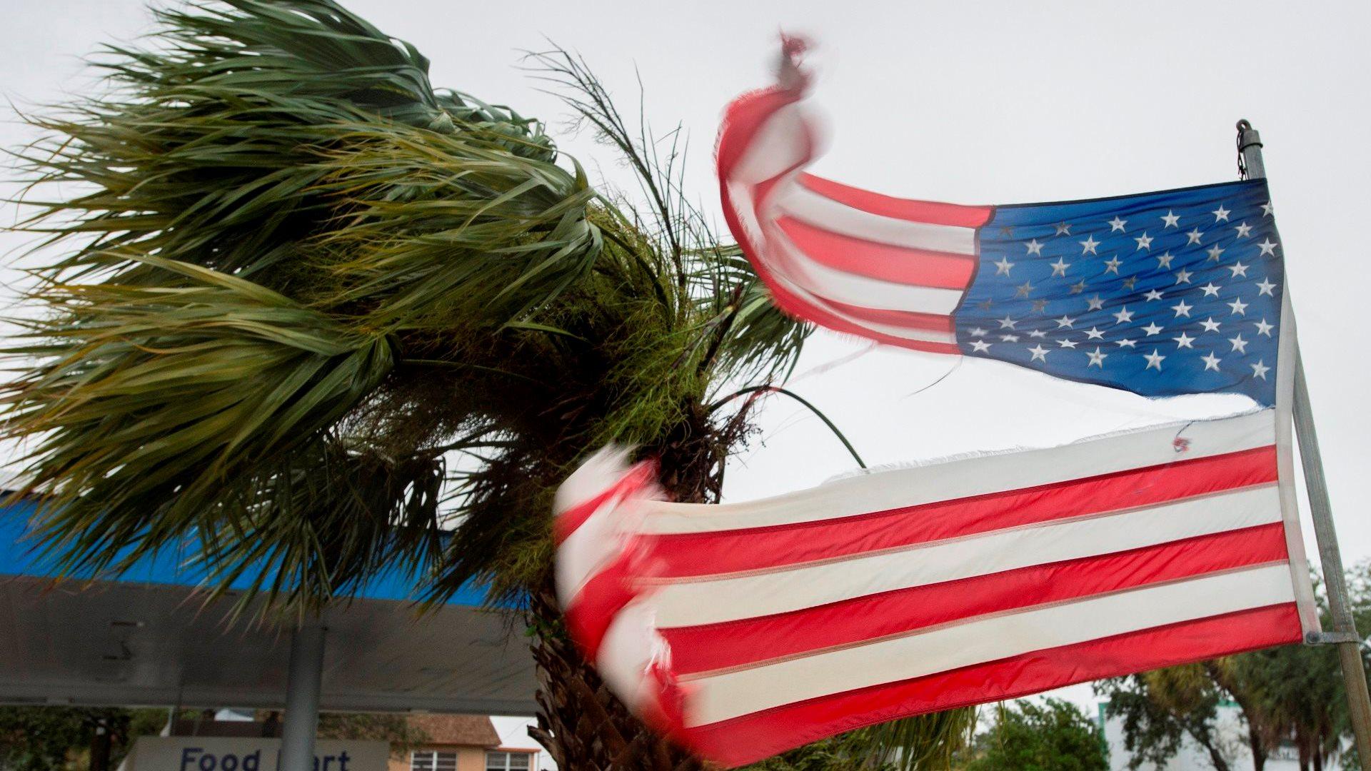 amerika hurrikán irma riport tornádó