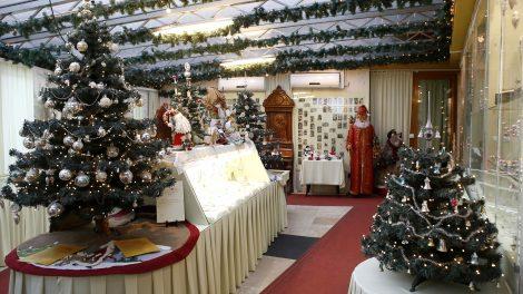 karácsony, riport