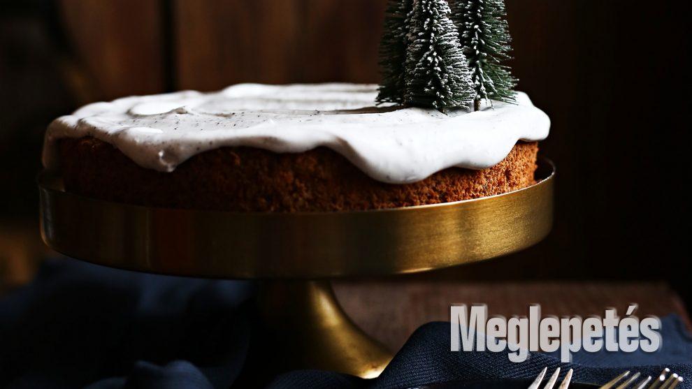 alma leve barna cukor dió konyha kristálycukor mák mákhabos almatorta mandula porcukor recept só sütemény tojás