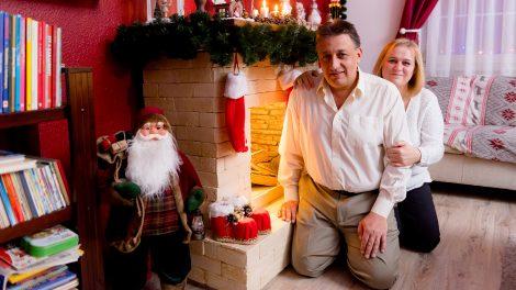 riport egész évben karácsony
