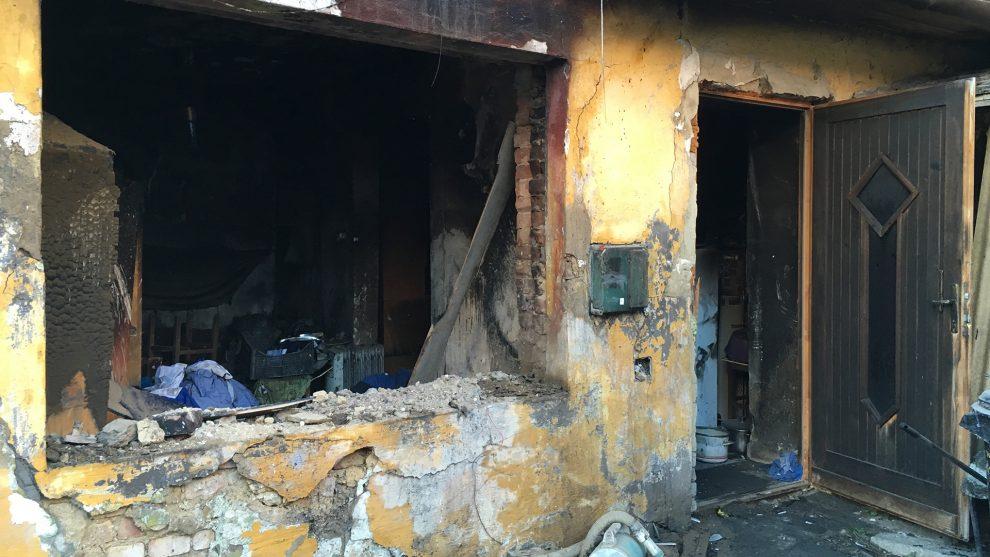 igaz történet nyírő család porig égett ház rémálom riport