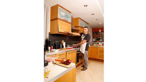 az én konyhám irigy hónaljmirigy konyhai baleset sipos péter