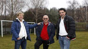 b. molnár márk bíró focimeccs játékvezető kovács istván futballbíró megállt a szíve vértesszőlősi pálya