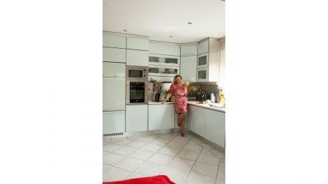 az én konyhám csomor csilla konyha színművésznő vacsoracsata