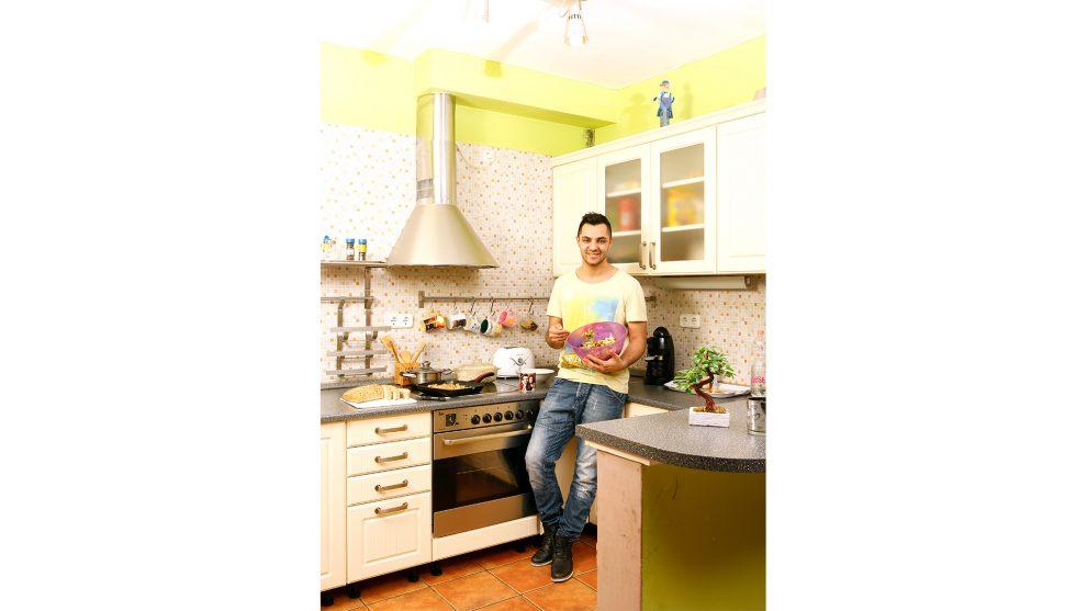 az én konyhám konyha meggyes piskóta oláh gergő x-faktor