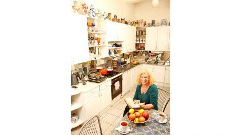 az én konyhám gyógynövény konyha sáfár anikó színésznő
