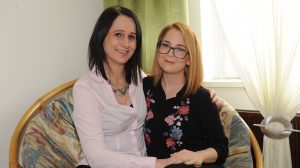 donor élet új szervvel lányának adta a veséjét rehabilitáció taschek adrienn vese veseátültetés virág márton