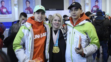 aranyérem gyorskorcsolya liu shaoang liu shaolin sándor olimpiai aranyérem téli olimpia