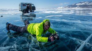 a föld legmélyebb tava bajkál-tó dél-szibéria édes vizű tó kaszás gergő papp noémi szent tenger szibéria