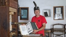 bakács tibor daruka mihály nyomtatás protestantizmus 500. évforduló rákóczi-birtok rongypapír tőkés lászló vizsolyi biblia