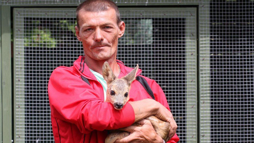 állatmentő b. molnár márk kompos lehoczky krisztián őzgida őzgida mentés remény sajó tóth róbert
