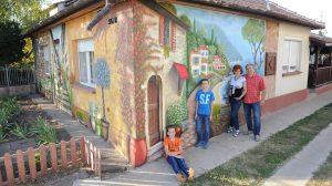 alkotás boconád crohn-betegség festő gyógyíthatatlan beteg megfestette orosz kriszta tájkép világhírű virág márton