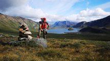 camino steve csutka istván grönland gyalog grönlandon gyalogtúra papp noémi rénszarvasok sisimiut