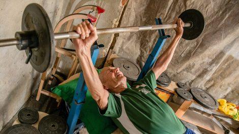 aktív atléták bajnoki érem bakács tibor csoki drog fekvenyomás gyula kovács istván nyugdíjas tornatanár
