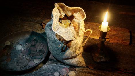 ezotéria mágia melitta patkó pénzfogás pénzhozó varázslatok pénzvonzás praktikák szerencsepénz-fa trükkök ványik dóra