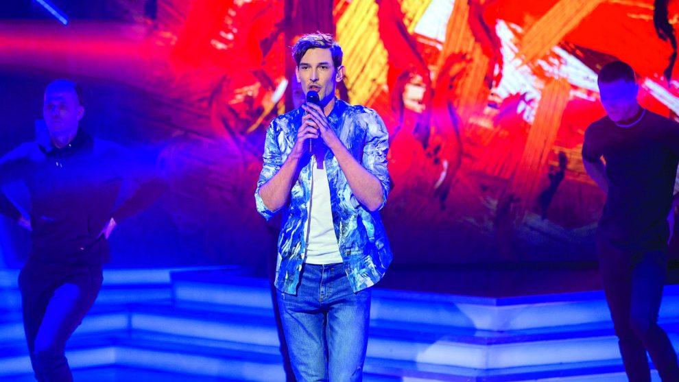 a dal című tévéműsor eurovíziós dalfesztivál hazai fordulója rtl klub szekér gergő szurovecz kitti top 30 versenyző x-faktor