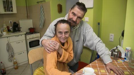 atv heti napló borbély györgy hajléktalan pár sváby andrás török réka új élet vállalkozó