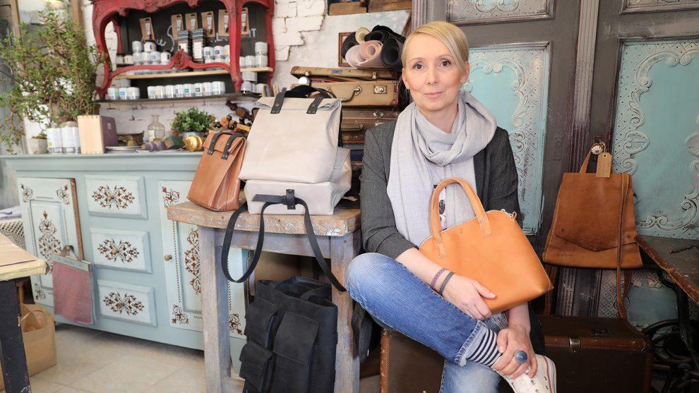 gergely andi gödöllői műhely táskák új karrier válás válltáska válótáska ványik dóra