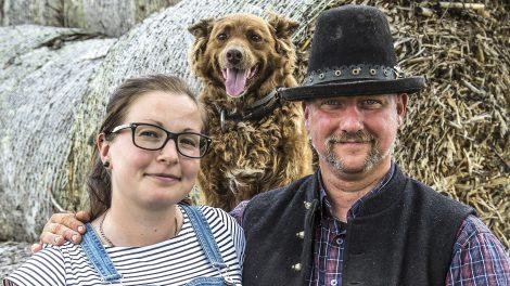 állatok gondozása állattartás birkahús jószág juhász juhászcsalád juhok lucerna papp zsolt tanya ványik dóra