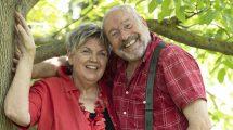 50. házassági évforduló bocsánatkérés döbrentey ildikó házasság konfliktus könyv levente péter romantikus kapcsolat szurovecz kitti túlélőkalauz az élethez