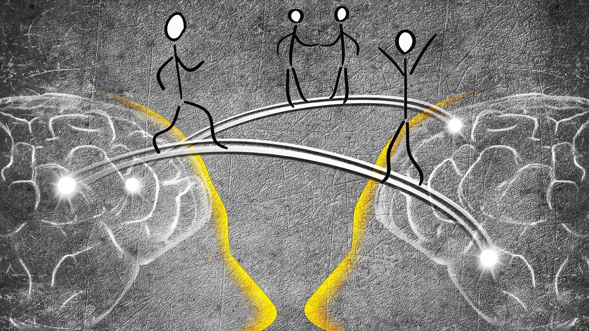 ezotéria gondolatok ikertestvérek információátvitel kísérlet kísérleti alanyok telepátia ványik dóra