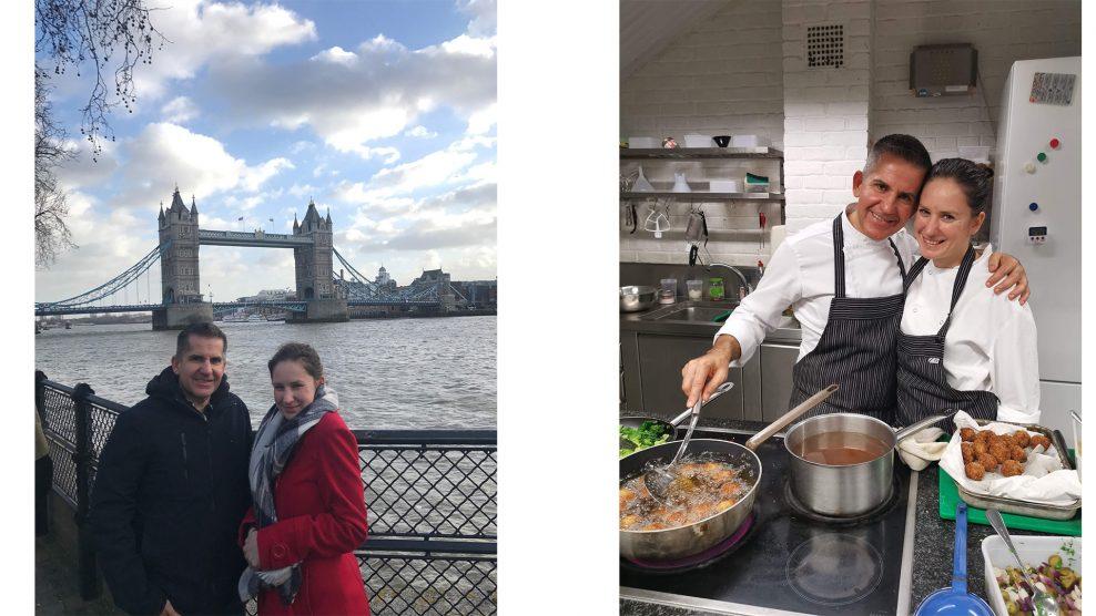 bicsár attila bicsár vivien cukrász gasztronómia london sárközi ákos séf szakácskönyv ványik dóra vendéglátós szakma