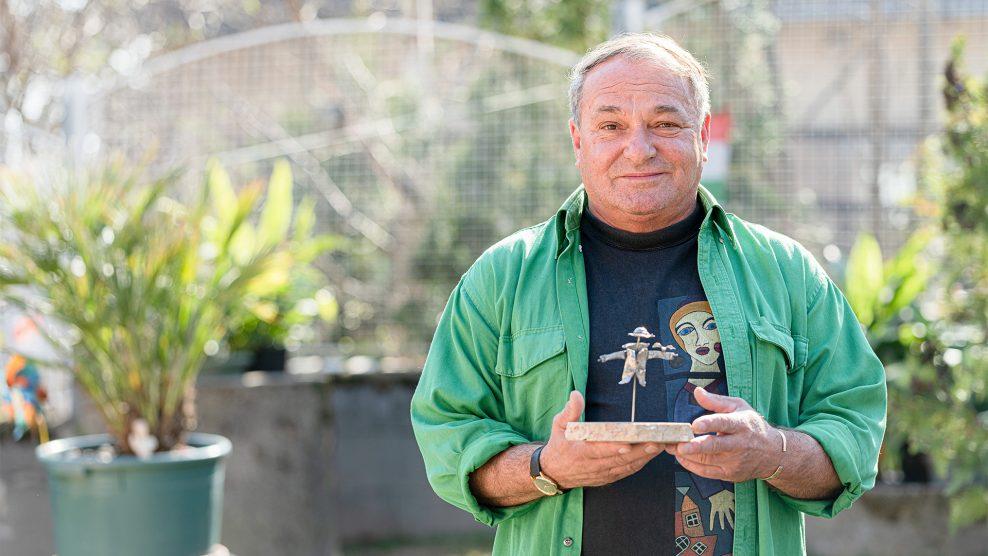 debreczeni csilla fogsorok fogtechnikus ilka gábor kiállítás miniszobrok párizs róma szobrász viasz formázása viaszcsepp viaszfestéses