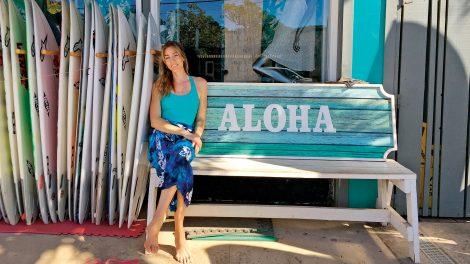 amerika barnyák mónika bébiszitterkedés csendes-óceán egzotikus világ életérzés földgömb gottschall eszter hawaii honolulu jóga meditáció önkéntes program pearl harbor utazásmániás waikiki beach