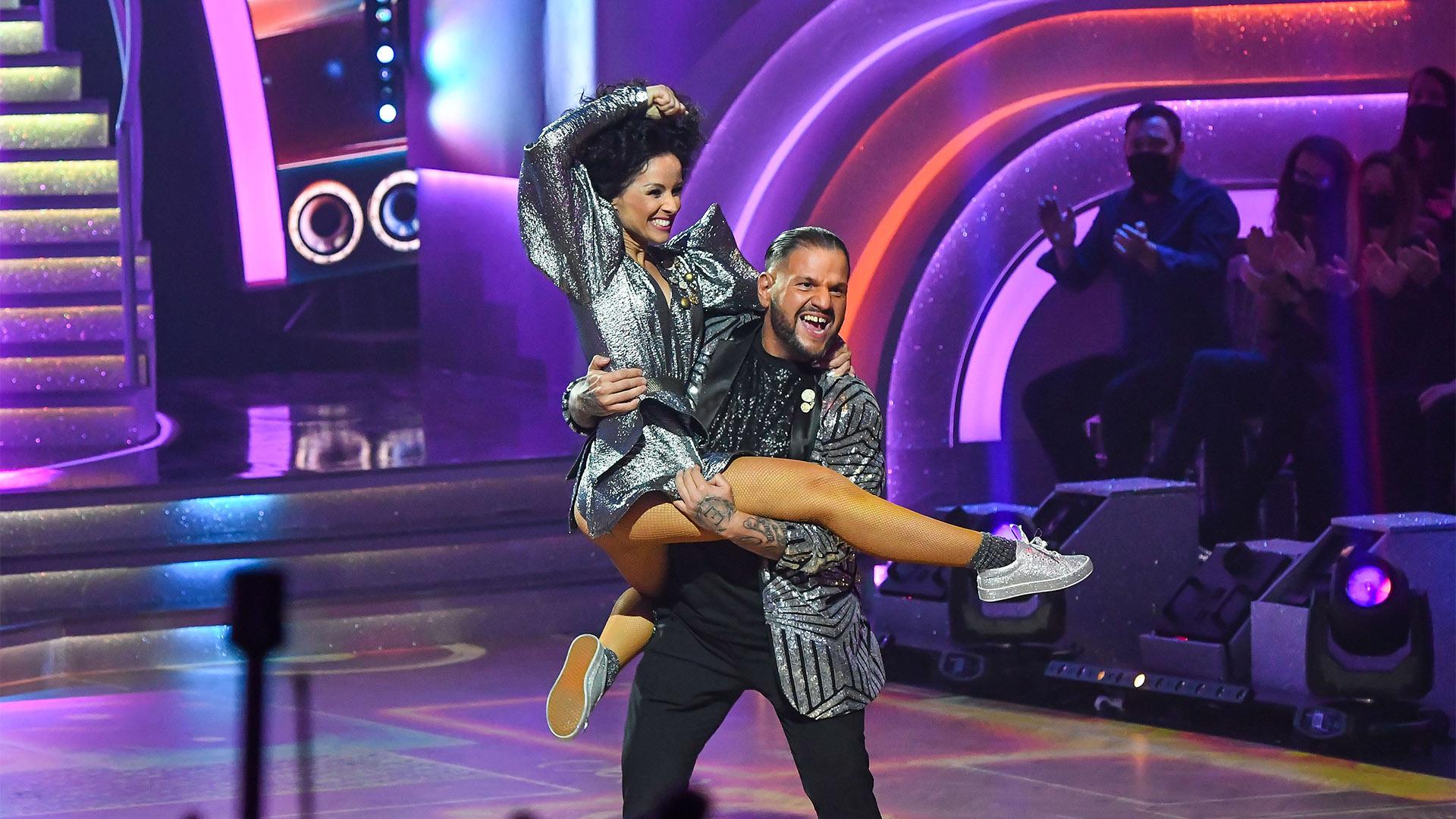 dancing with the stars détár enikő emilio holczhaffer csaba horváth tamás koronavírus koronavírus teszt lelki kötelék pásztor anna tánc tánclépés Tóth Orsolya Tv2 verseny
