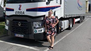 belicza bea gáspár ildikó kamion kamionozás kamionvezetői tanfolyam motorozás nagygépek