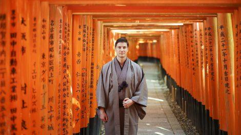 aikidó barnyák mónika buddhista főiskola harcművészeti edző japán japán harcművészet keleti életszemlélet kiotó nagoja oszaka soltész péter távol-kelet tokió