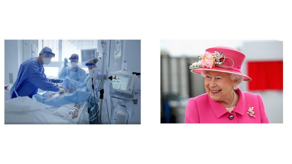aneszteziológus b. molnár márk brit birodalmi rend folyóirat grange university hospital II. erzsébet kitüntetés koronavírus orvosprofesszor szakmány tamás the london gazette wales