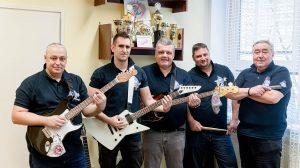 blue blood brothers konkoly ágnes nőnap rendőrkapitányság rendvédelmis hölgyek zenekar