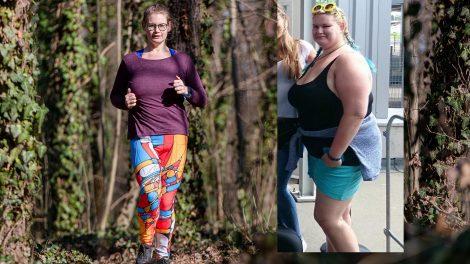 diéta edzésprogram edzőterem félmaraton fogyás futás futópálya ironman kiss-francsics ági pausz tamás triatlonversenyek túlsúly úszás ványik dóra zabpehely