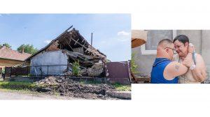 debreczeni csilla életveszély guba katalin kárigény katasztrófa összeomlott ház repedés talajvízkár törmelék tragédia