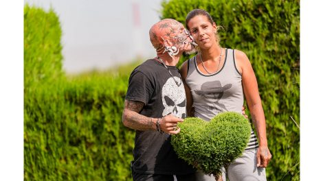 depresszió esküvő fazekas ferenc fém kertész menyasszony piercing szerelem tetoválás vasember