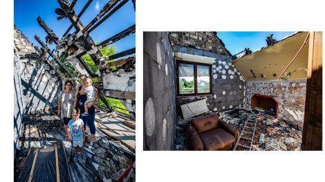 b. molnár márk filotás család filotásné polgár éva leégett ház szolgálati lakás tűz tűzoltók villámcsapás