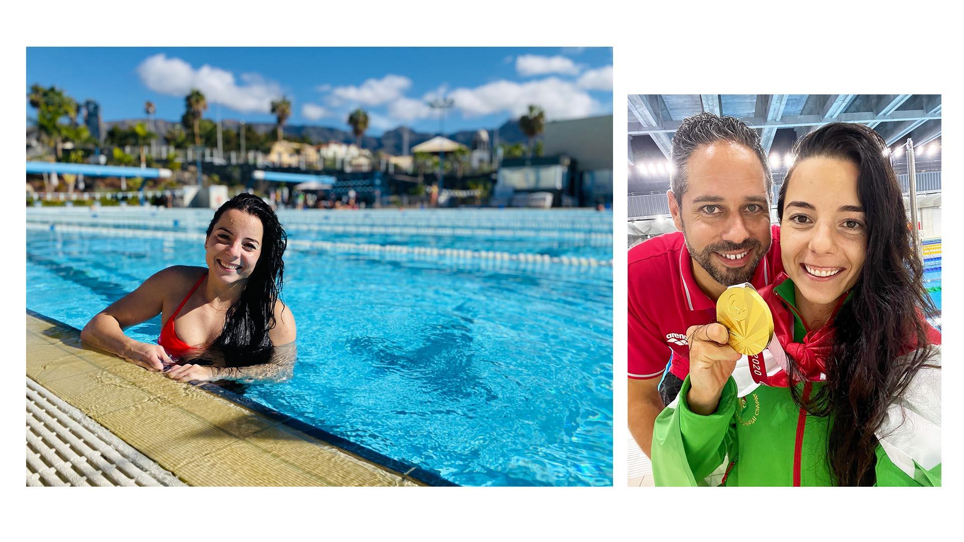 aranyérem családalapítás gerincferdülés illés fanni mellúszás ötkarikás játékok paralimpia paralimpiai bajnok paraúszók szabó álmos tokió ványik dóra